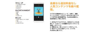 Audible Stationとは