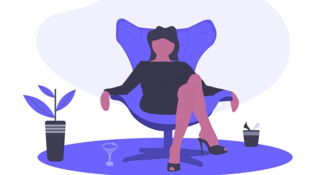 テレワークにおすすめな椅子(オフィスチェアー)5選